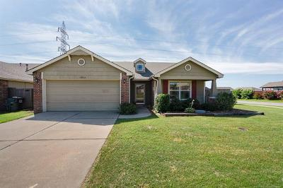 Owasso Single Family Home For Sale: 14602 E 109th Place North