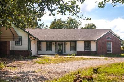 Skiatook Single Family Home For Sale: 9828 Lakewood Road