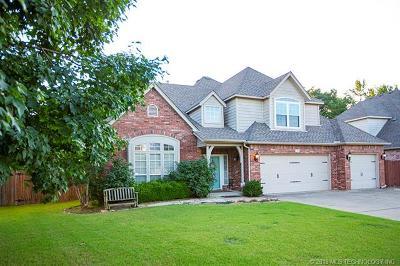 Broken Arrow Single Family Home For Sale: 106 S Butternut Avenue