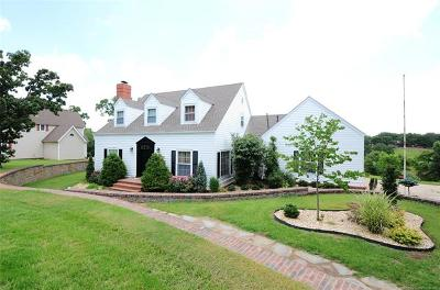 Creek County Single Family Home For Sale: 407 Country Club Drive