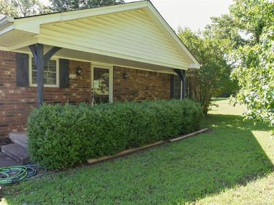 Sand Springs Single Family Home For Sale: 3517 Rawson Road