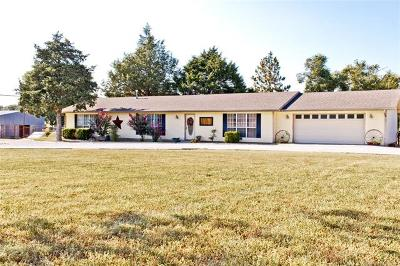 Single Family Home For Sale: 23600 County Road 1630