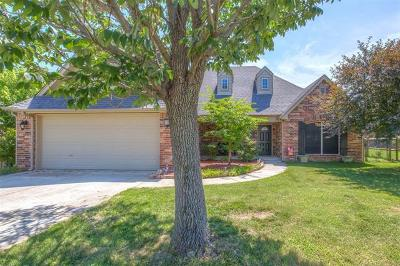 Collinsville Single Family Home For Sale: 14181 N 106th East Avenue