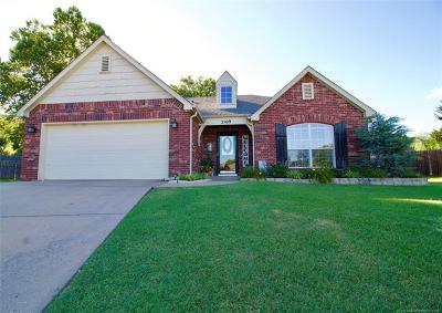Jenks Single Family Home For Sale: 2109 W D. Court