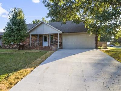 Tulsa Single Family Home For Sale: 7724 S 88th East Avenue