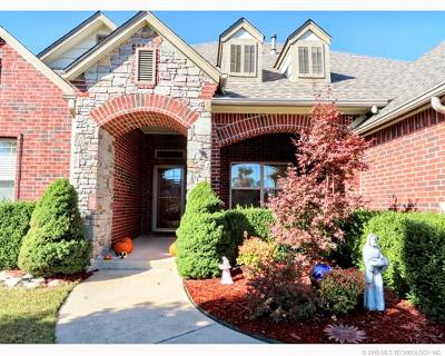 Bixby Single Family Home For Sale: 14562 S Gary Place