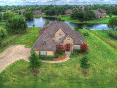 Owasso Single Family Home For Sale: 6955 E 83rd Street North