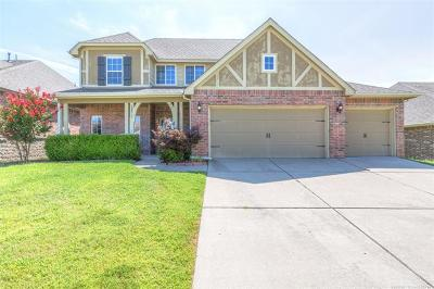 Bixby Single Family Home For Sale: 13313 S 21st Court