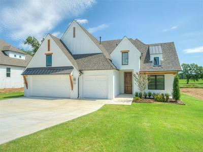 Jenks Single Family Home For Sale: 8521 S Maybelle Avenue