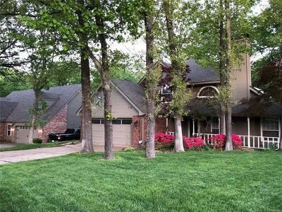 Tulsa Single Family Home For Sale: 3728 E 87th Street