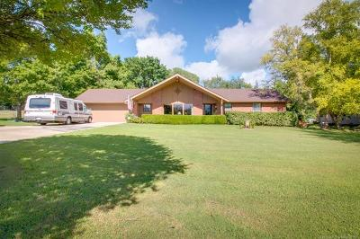 Ada Single Family Home For Sale: 126 N Country Club Road