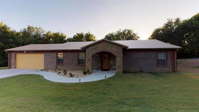 Catoosa Single Family Home For Sale: 17687 E Brady Street