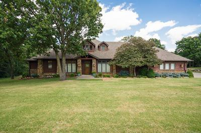 Catoosa Single Family Home For Sale: 3509 Crestview Lane