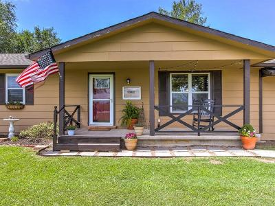 Sperry Single Family Home For Sale: 10812 N Sheridan Avenue