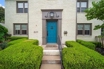Tulsa Single Family Home For Sale: 2639 S Cincinnati Avenue