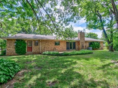 Bartlesville Single Family Home For Sale: 6121 King Drive