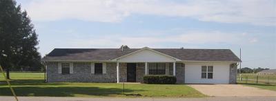 Stigler Single Family Home For Sale: 711 NE H Street