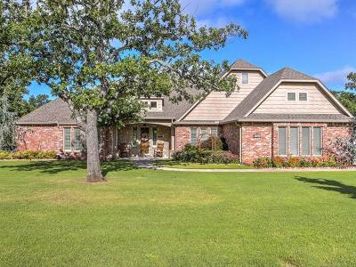 Sand Springs Single Family Home For Sale: 2532 Pond Circle