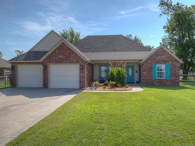 Sperry Single Family Home For Sale: 9659 N Osage Drive