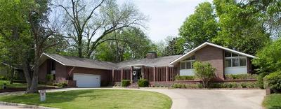 Tulsa Single Family Home For Sale: 2869 E 34th Street