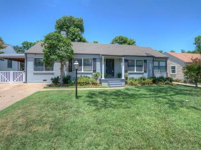 Tulsa Single Family Home For Sale: 3525 E 22nd Place
