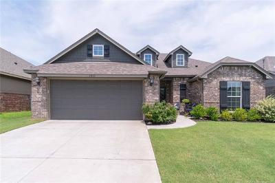 Jenks Single Family Home For Sale: 3915 W 104th Street S