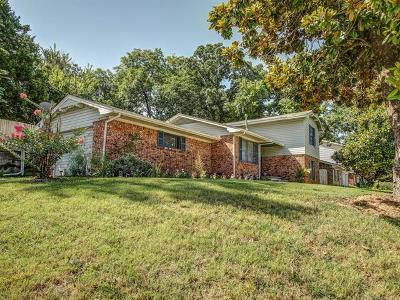 Tulsa Single Family Home For Sale: 5303 S 32nd West Avenue
