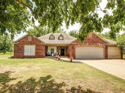 Owasso Single Family Home For Sale: 8924 E 104th Street North