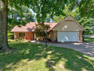 Broken Arrow Single Family Home For Sale: 7314 S Gafford Boulevard