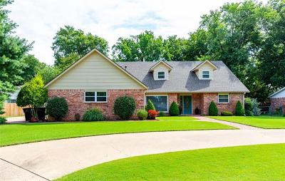 Bartlesville Single Family Home For Sale: 2534 Evergreen Drive