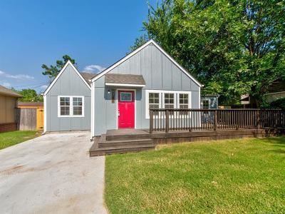 Tulsa Single Family Home For Sale: 1311 S Delaware Avenue