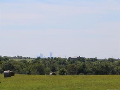 Owasso Residential Lots & Land For Sale: 10728 N Memorial Drive