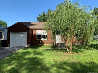Bartlesville Single Family Home For Sale: 1542 S Elm Avenue