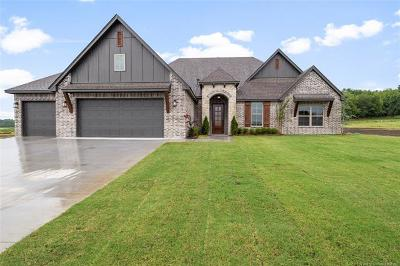 Claremore Single Family Home For Sale: 19827 S Windridge Drive