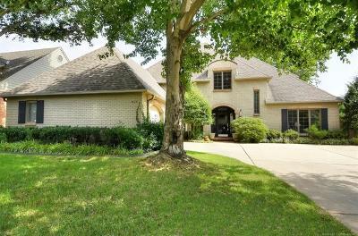 Tulsa Single Family Home For Sale: 3424 E 86th Street