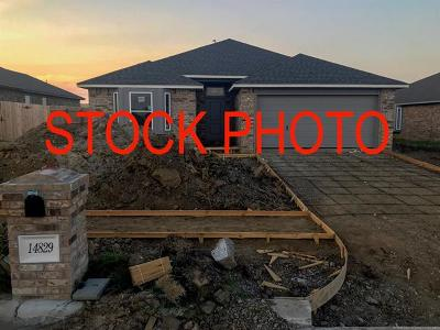 Bixby OK Single Family Home For Sale: $207,831