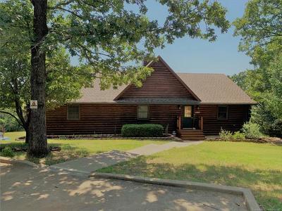 Cookson OK Single Family Home For Sale: $399,000