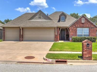 Owasso Single Family Home For Sale: 9225 N 144th East Avenue