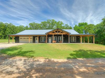 Creek County Single Family Home For Sale: 56628 W 291st Street S