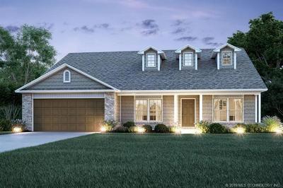 Broken Arrow Single Family Home For Sale: 1709 S 13th Street