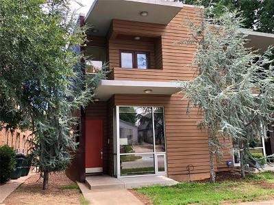 Tulsa Condo/Townhouse For Sale: 1409 S Rockford Avenue