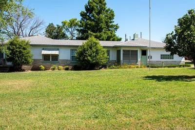 Single Family Home For Sale: 14040 County Road 1558
