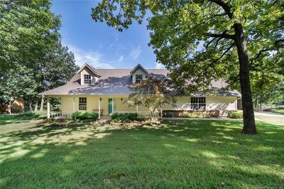 Claremore OK Single Family Home For Sale: $145,000