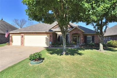 Broken Arrow OK Single Family Home For Sale: $249,900