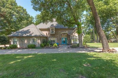 Tulsa Single Family Home For Sale: 9422 S Florence Avenue