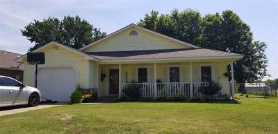 Claremore OK Single Family Home For Sale: $95,000