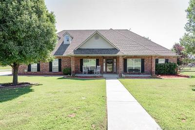 Claremore OK Single Family Home For Sale: $242,500