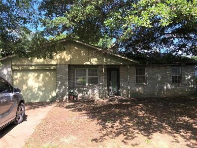 Creek County Single Family Home For Sale: 1119 S Oak Street