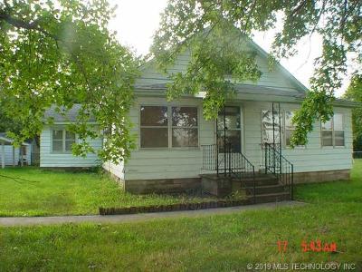 Pryor Single Family Home For Sale: 523 S Adair Street