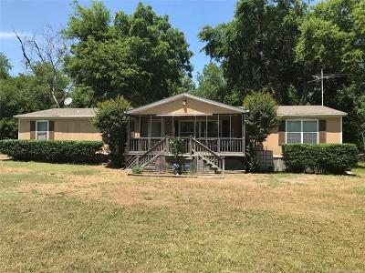 Park Hill Manufactured Home For Sale: 18654 W 880 Road